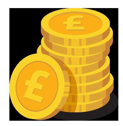 Borrow from £1000 - £5000